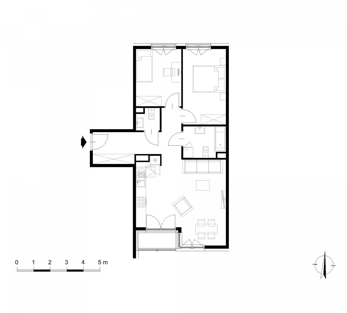 Mieszkanie C-48