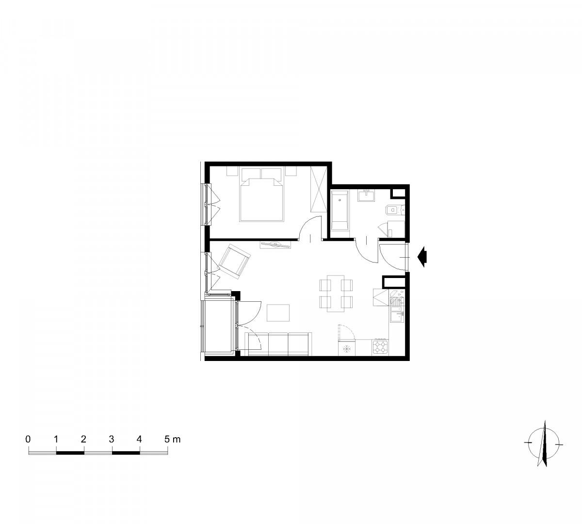 Mieszkanie C-53