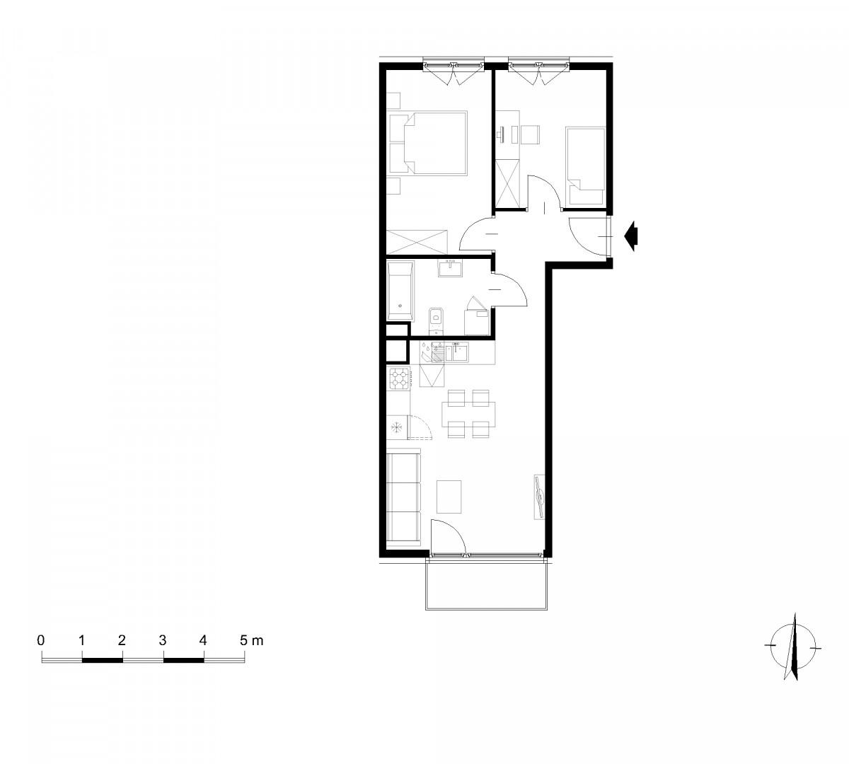 Mieszkanie C-75